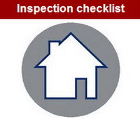 Westminster home inspection checklist